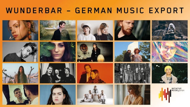 WUNDERBAR! Discover up-and-coming artists from Germany at Eurosonic